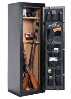 30-Minute Fire Gun Safes
