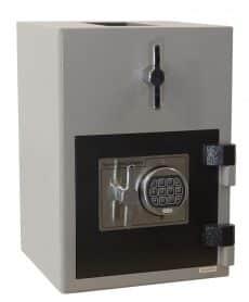 Deposit Safes/Top Loading Rotary Hopper