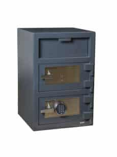 Hollon Double Door Depository Safe FDD-3020EK • Bank Safe