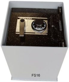 Hayman Floor Safes.